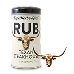 Texan Steakhouse Rub 100g