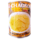 Bamboo Shoots in Water 565g