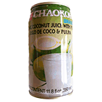 Young Coconut Juice Pulp 350ml