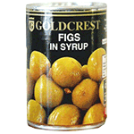 Goldcrest Figs in Syrup 410g