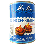 Whole Water Chestnuts 567g