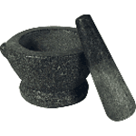 Pestle and Mortar Small