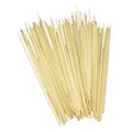 100 Bamboo Wooden Skewer Sticks