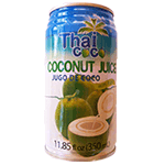 Thai Coconut Juice With Pulp 350ml