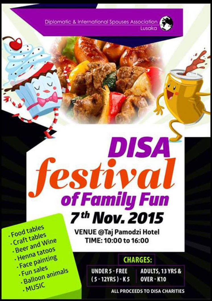 DISA Festival of Family Fun